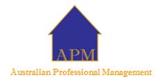 Australian Professional Management, Roseville, 2069