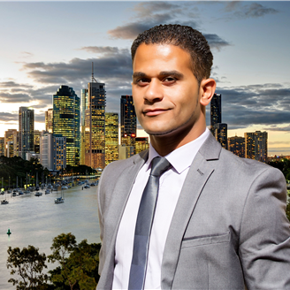 Ramez Shafik, Brisbane City, 4000