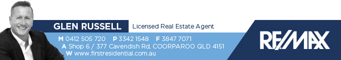 Remax First Residential, Coorparoo, 4151