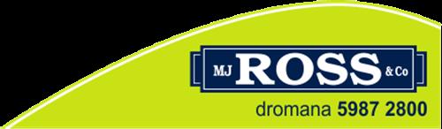 MJ Ross, Dromana, 3936