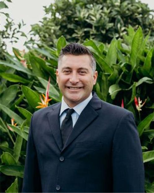 Chris Eustace, Cairns, 4870