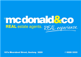 G.J McDonald & Co. Real Estate, Geelong, 3220