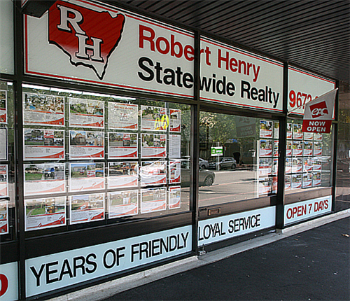 Robert Henry Statewide Realty, St Marys, 2760