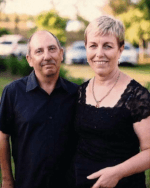 Susan and Michael Clark, St Lucia, 4067
